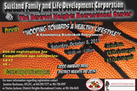 Hooping to a Healthy Lifestyle Basketball Tournament